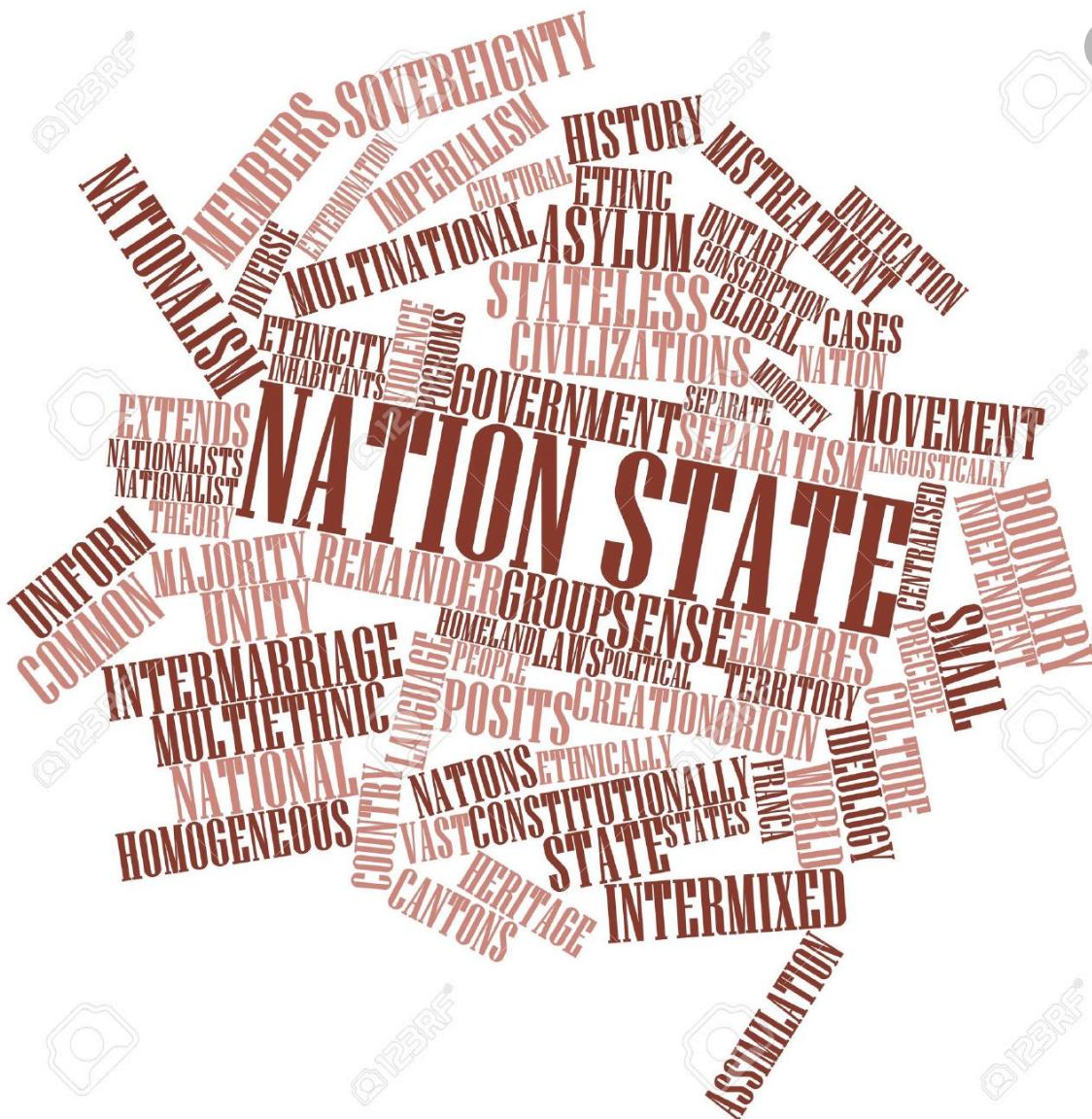 Etat, Nation
