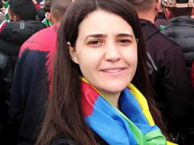 Samira MESSOUCI
