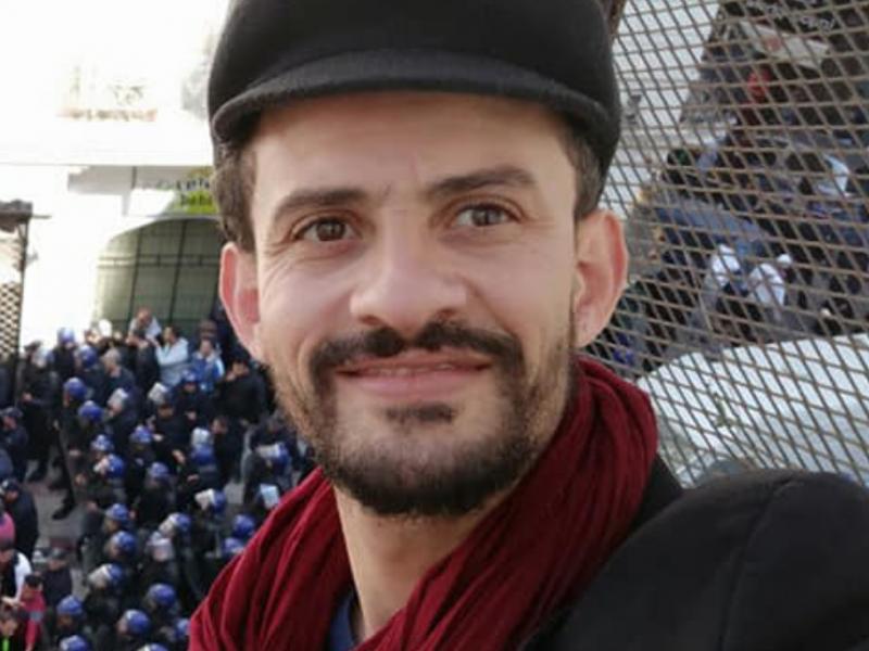 Djalal Mokrani